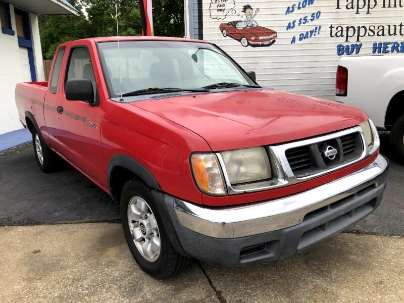 Nissan Frontier XE King Cab 2WD 1998