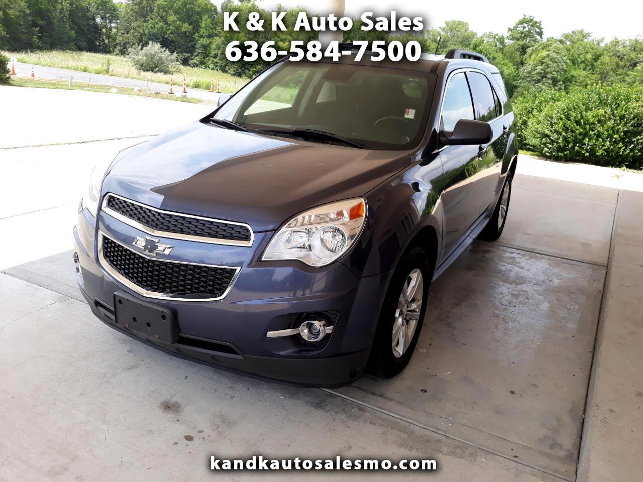 Chevrolet Equinox 2LT 2WD 2014