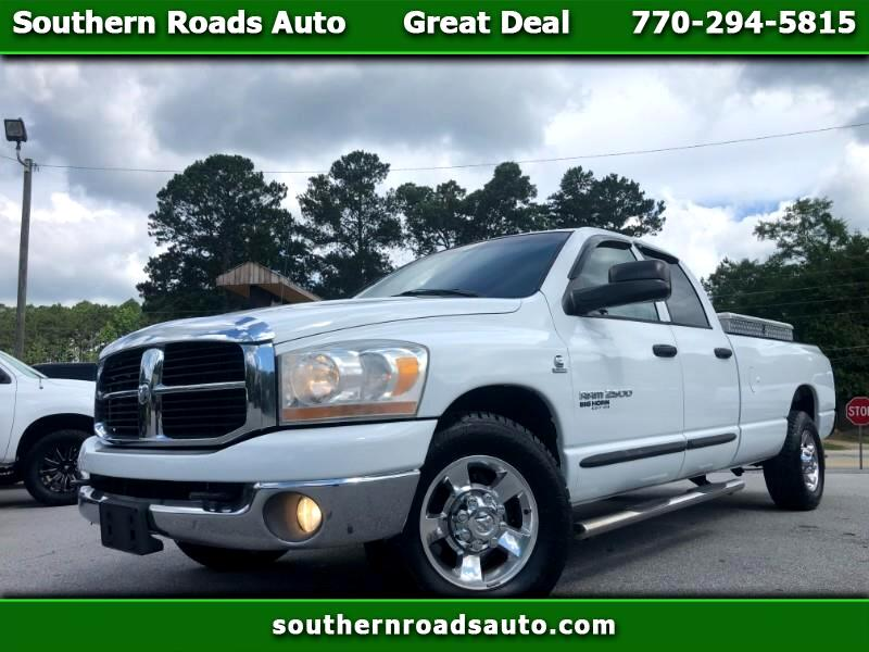 Dodge Ram 2500 SLT Quad Cab Long Bed 2WD 2006