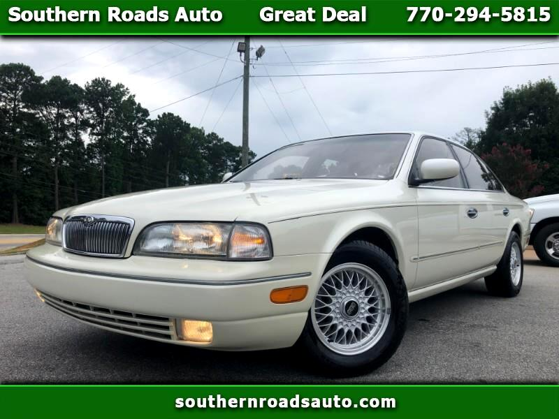 Infiniti Q45 4dr Sedan Luxury Performance 1994