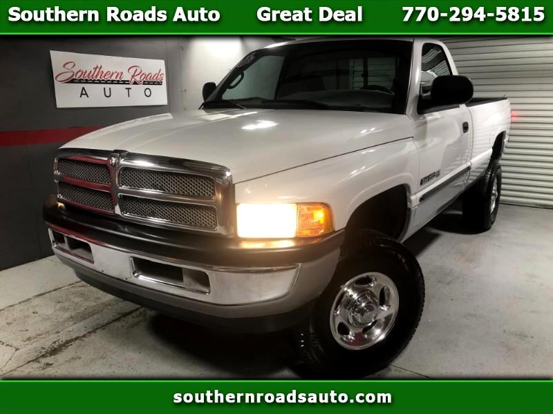 Dodge Ram 2500 Reg. Cab Long Bed 4WD 2001