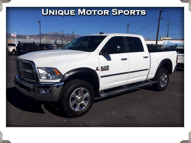 "2015 RAM 2500 Big Horn 4x4 Crew Cab 6'4"" Box"