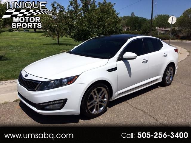 2013 Kia Optima SXL Turbo
