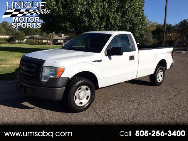 2009 Ford F-150 XL 8-ft. Bed 4WD