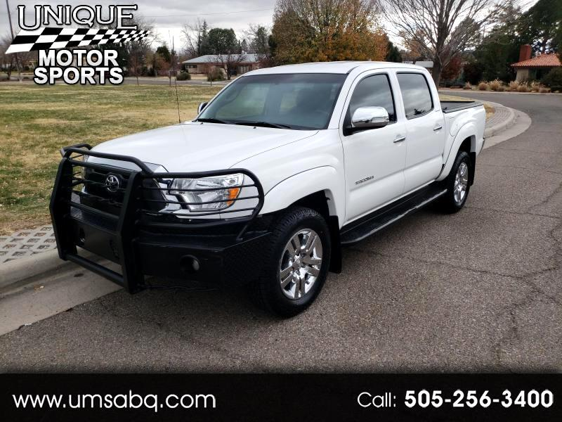2014 Toyota Tacoma Limited Double Cab V6 6AT 4WD