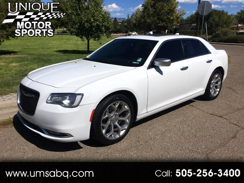 2018 Chrysler 300 C Platinum RWD