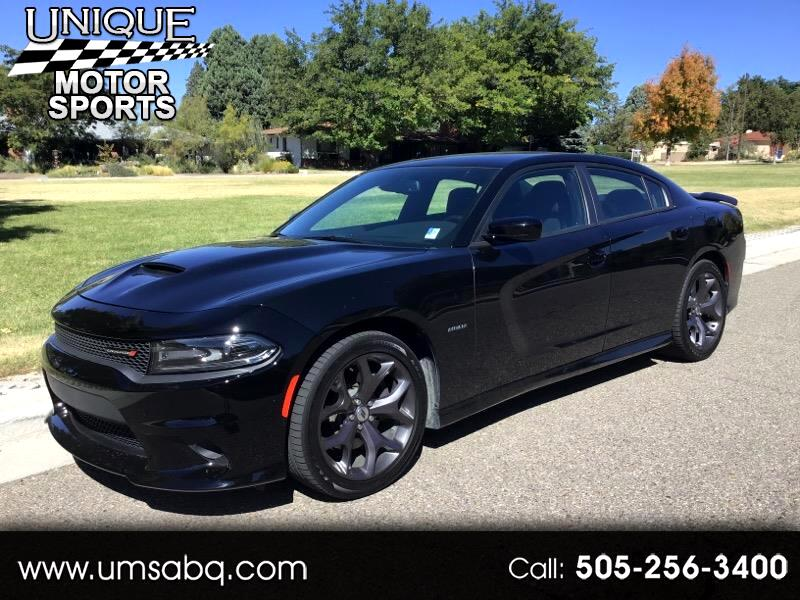 2019 Dodge Charger 4dr Sdn RT Plus RWD