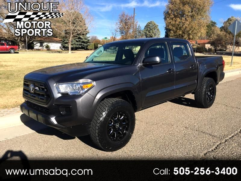 Toyota Tacoma 4WD Double 128 V6 AT (Natl) 2017