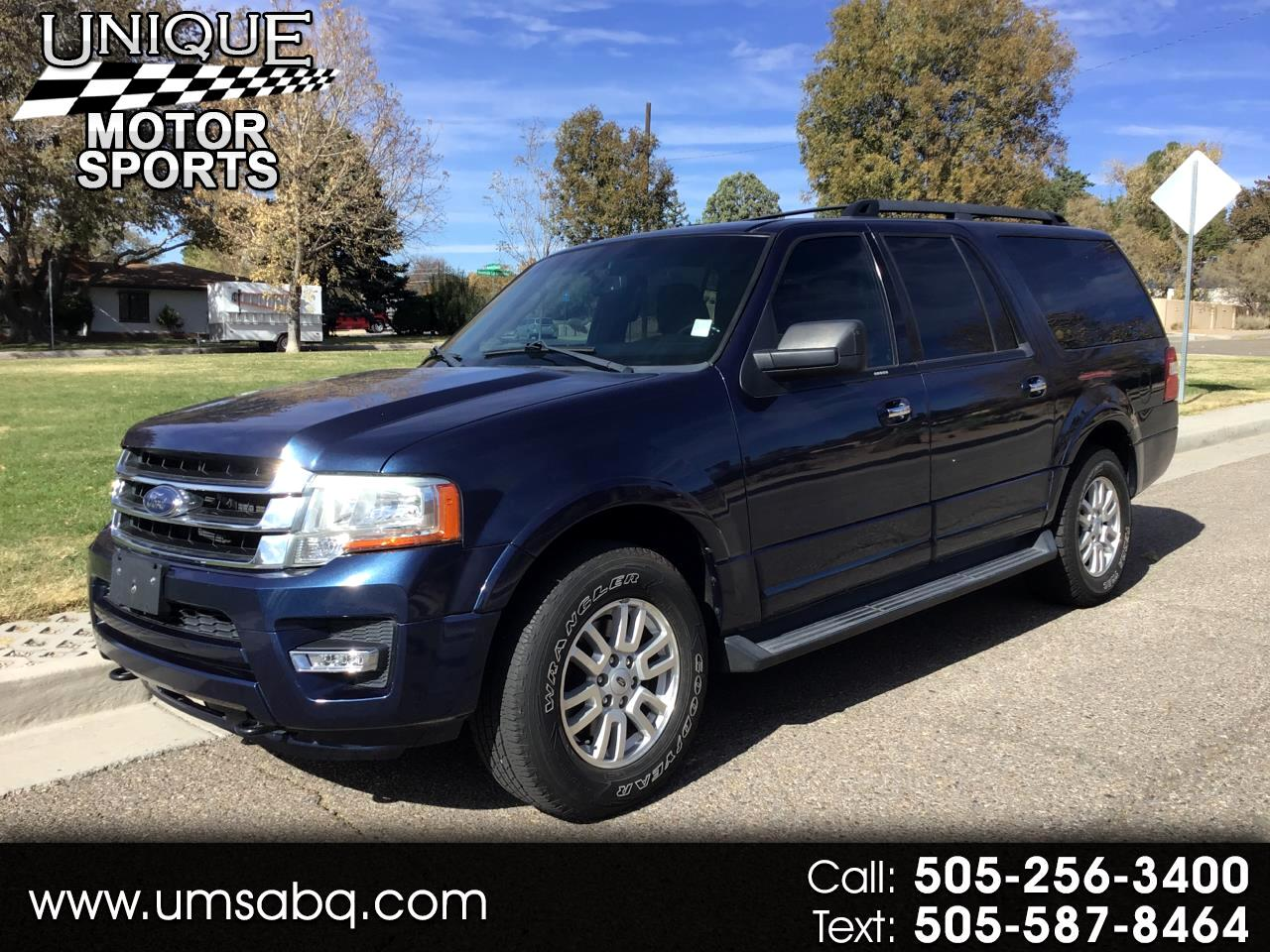 Ford Expedition EL XLT 4WD 2015