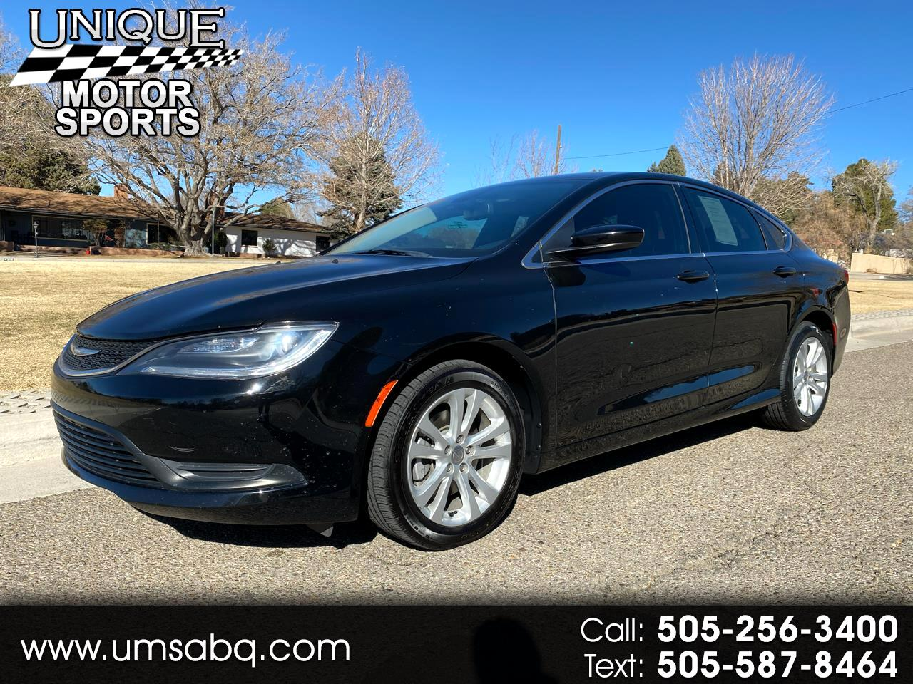 Chrysler 200 LX 2016