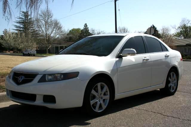 Acura TSX 5-speed AT 2004