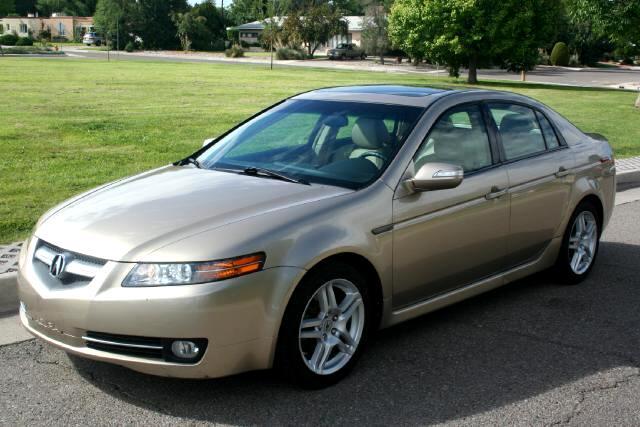Acura TL 5-Speed AT 2007