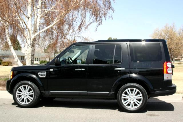 2011 Land Rover LR4 HSE Luxury