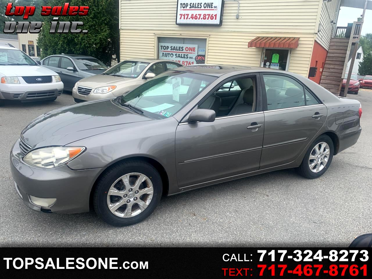 Toyota Camry 4dr Sdn I4 Auto XLE (Natl) 2006