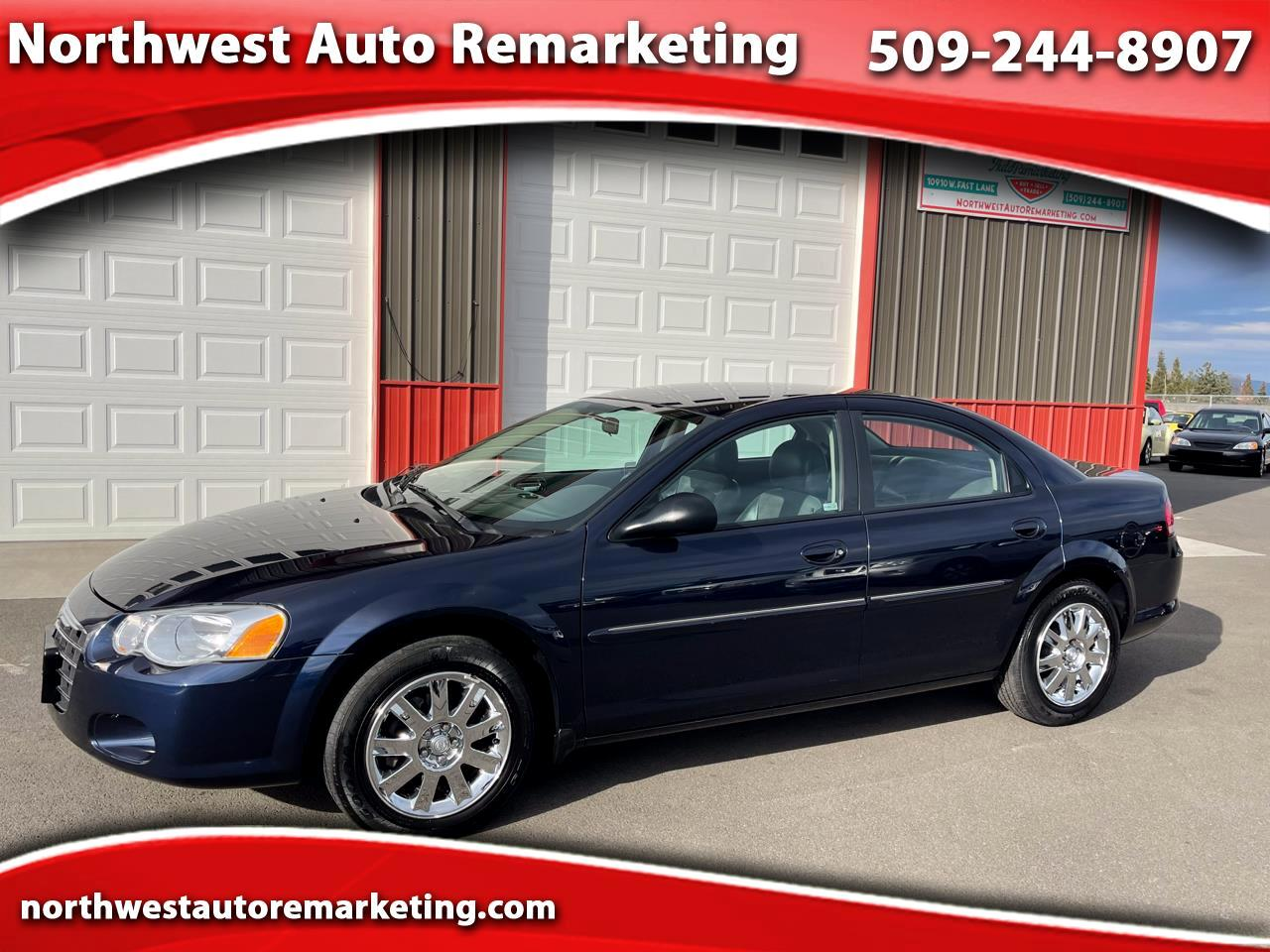 Chrysler Sebring Limited Sedan 2004