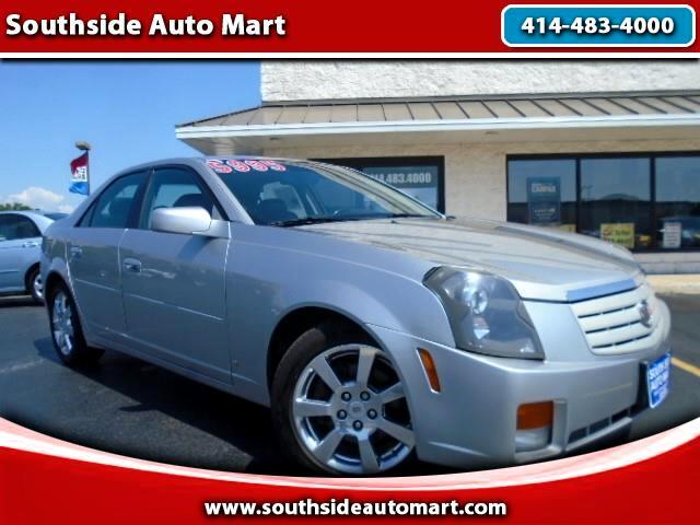 2007 Cadillac CTS 3.6L