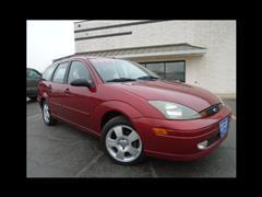 2004 Ford Focus Wagon