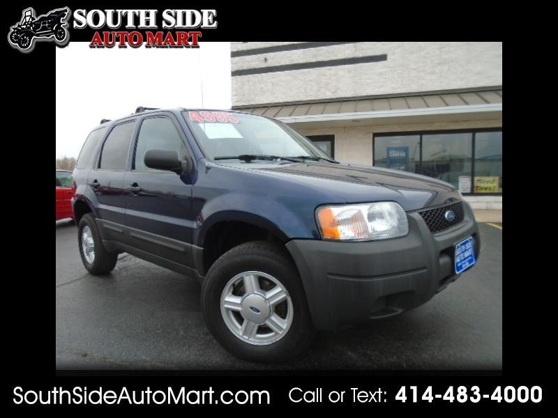 Ford Escape XLS Popular 4WD 2003