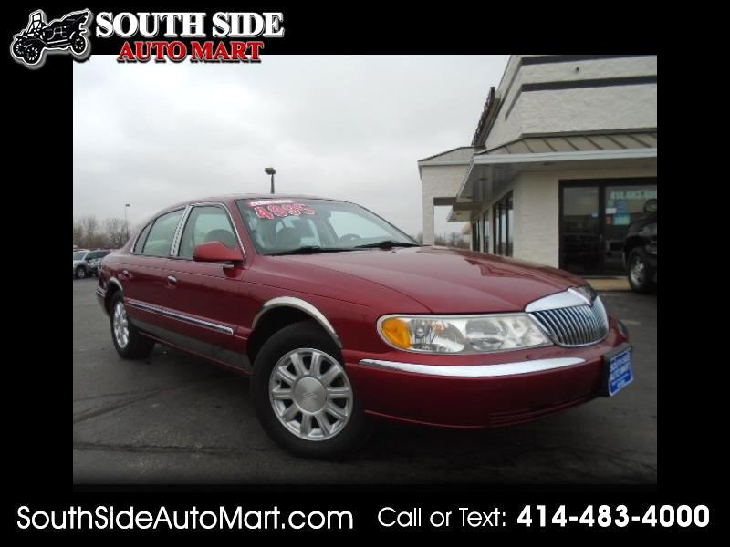 Lincoln Continental Base 2000