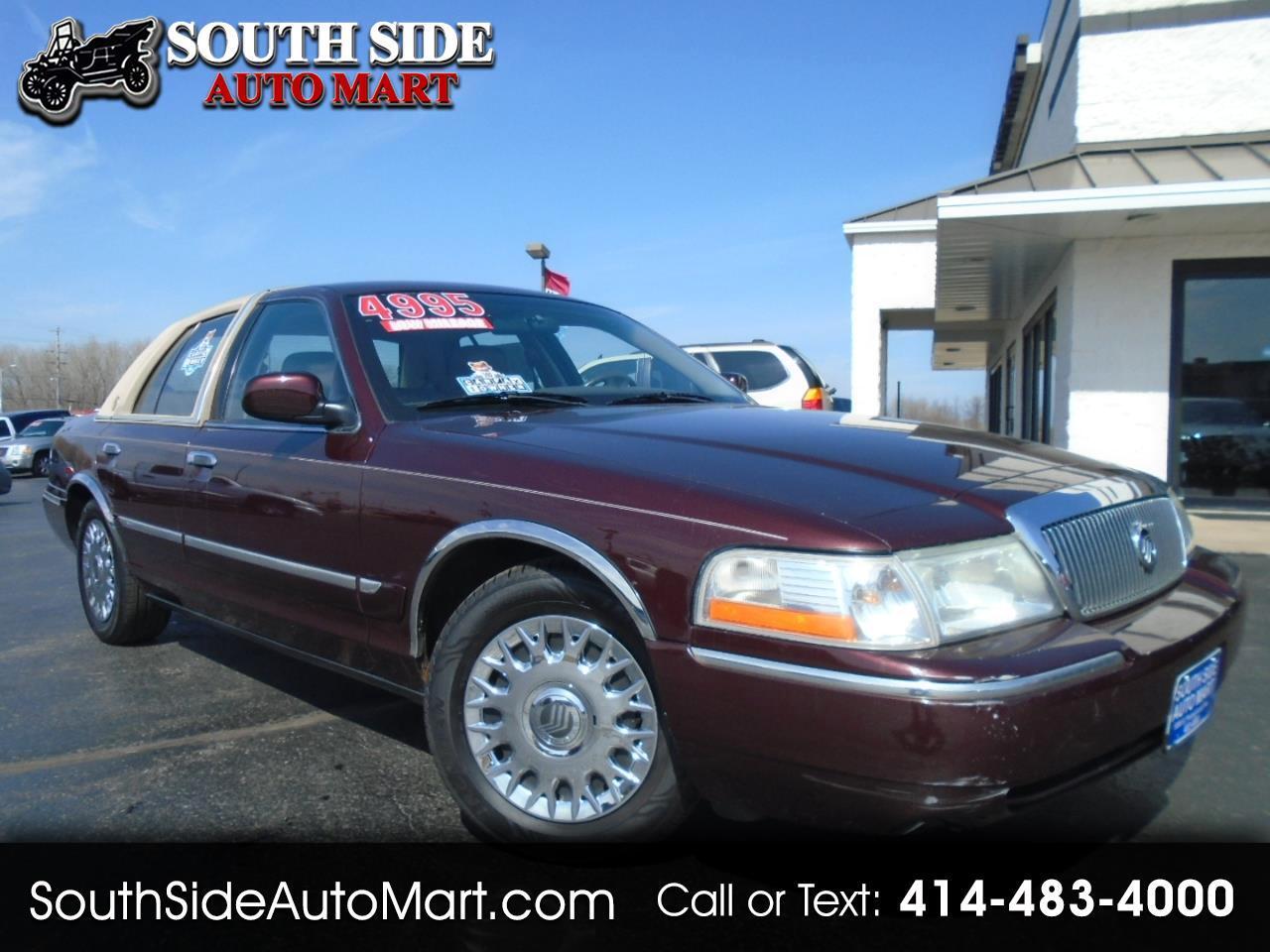 Mercury Grand Marquis GS 2003