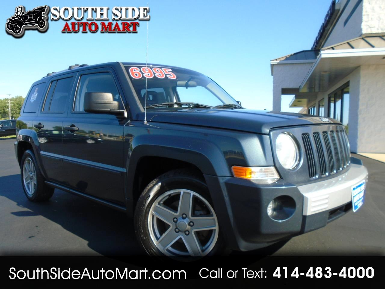 Jeep Patriot Limited 2WD 2007