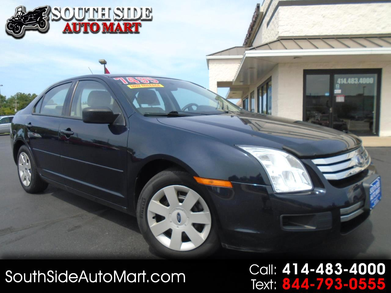 Ford Fusion 4dr Sdn I4 S FWD 2008