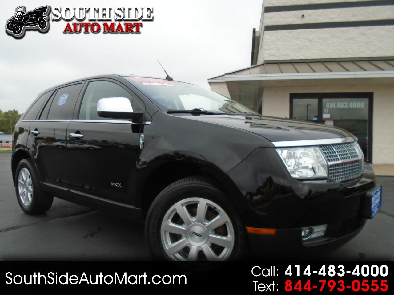 Lincoln MKX AWD 4dr 2009