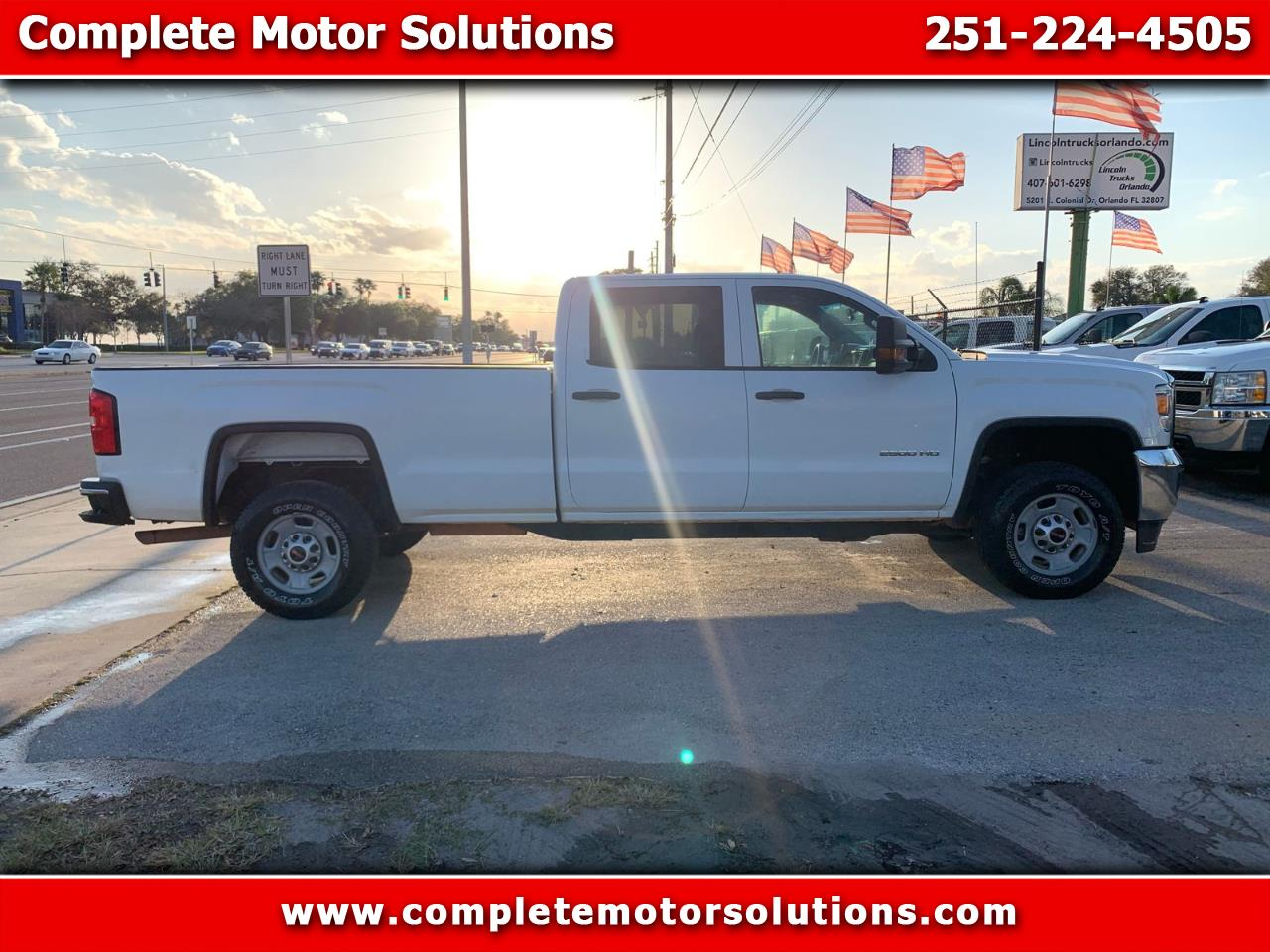 GMC Sierra 2500HD available WiFi  2015