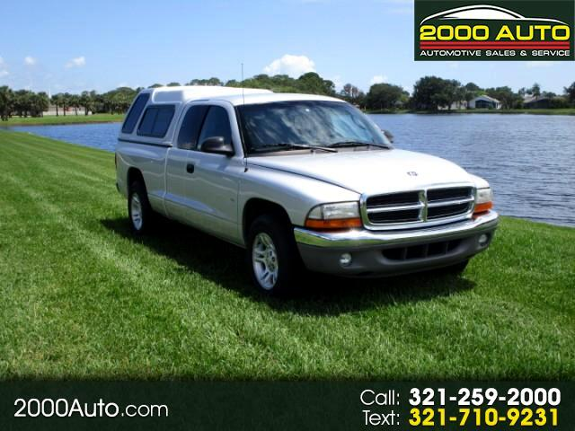 2001 Dodge Dakota Club Cab 2WD