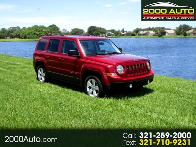 2013 Jeep Patriot 2WD