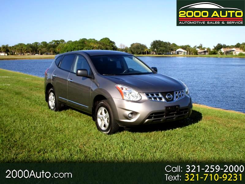 2012 Nissan Rogue S FWD Special Edition