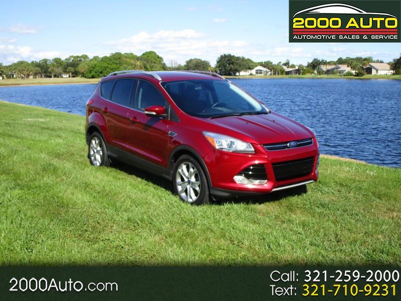 2014 Ford Escape FWD 4dr Titanium