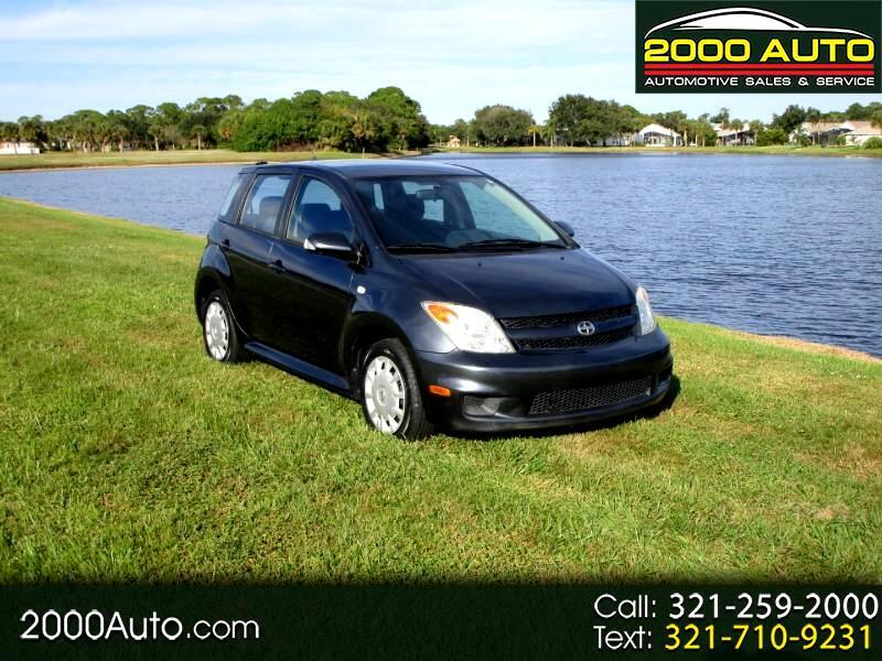 2006 Scion xA Hatchback
