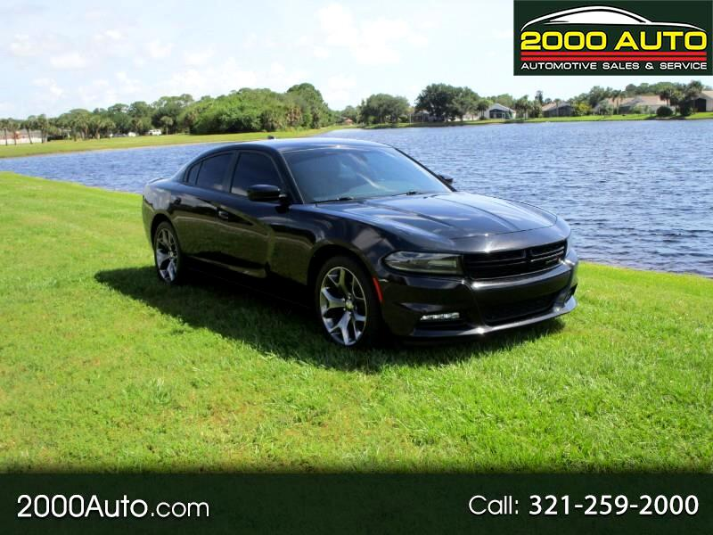 2015 Dodge Charger SXT Plus with Rallye Group