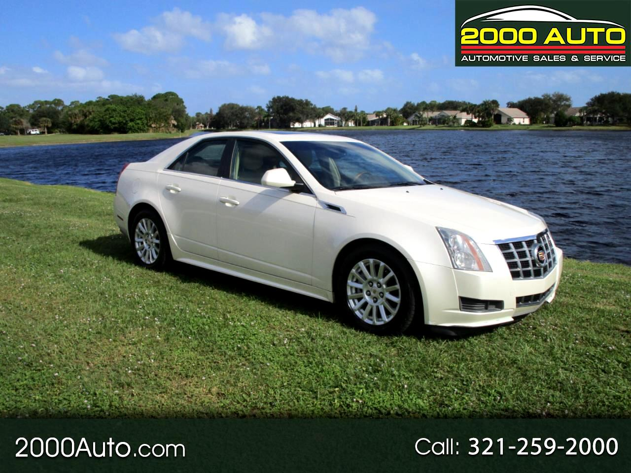 Cadillac CTS Luxury w/ Navi 2012