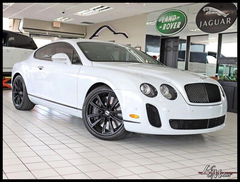 Bentley Continental Supersports 2dr Cpe Supersports 2010