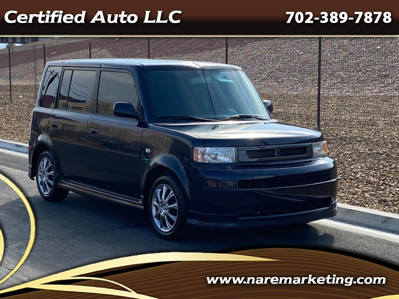 Scion xB 5dr Wgn Manual (Natl) 2005