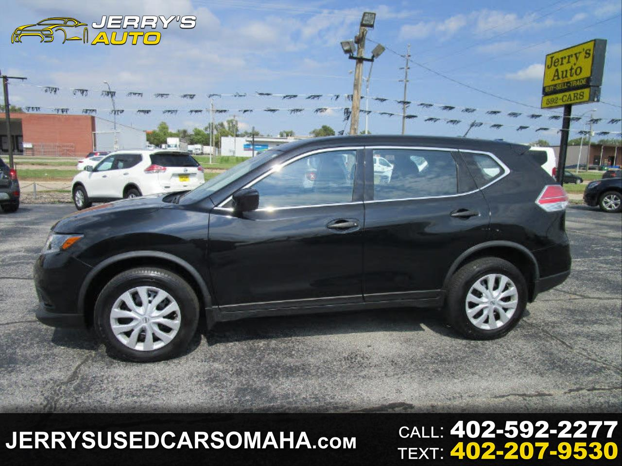 Nissan Rogue AWD S 2016