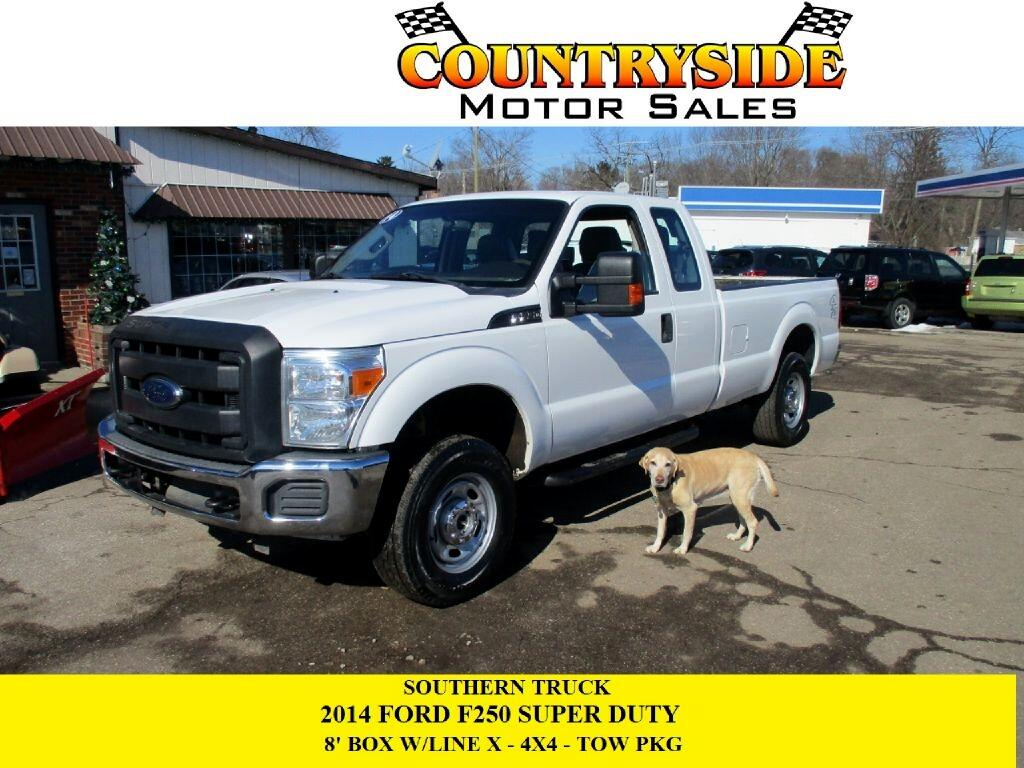 Ford F250SD  2014