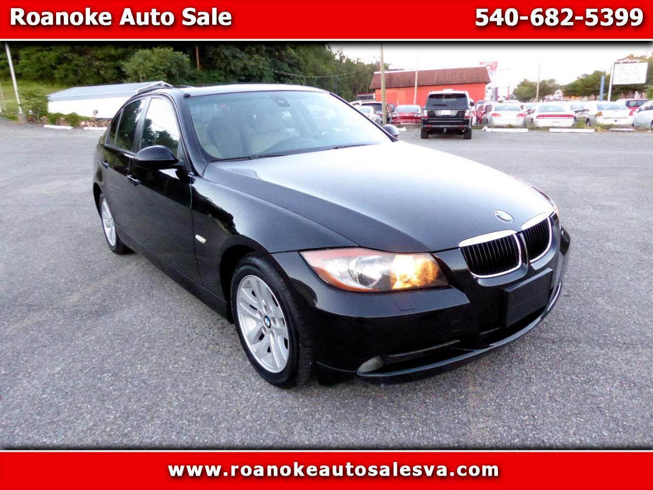 BMW 3-Series 328xi 2007