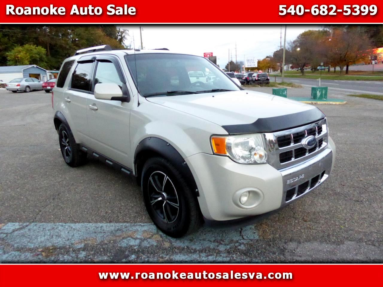 Ford Escape Limited 4WD V6 2009