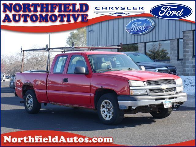 Chevrolet Silverado 1500 LS Ext. Cab Short Bed 2WD 2005