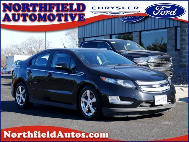 Chevrolet Volt Standard 2012