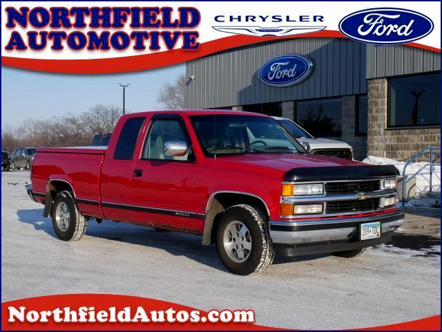 Chevrolet C/K 1500 Ext. Cab 6.5-ft. Bed 2WD 1994