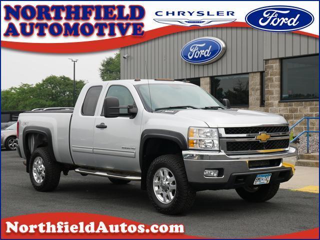 Chevrolet Silverado 2500HD  2012