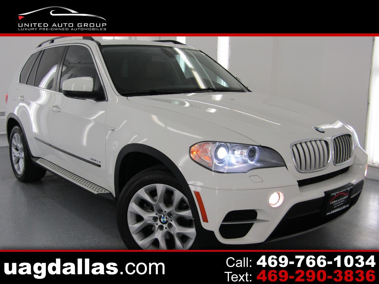 BMW X5 AWD 4dr xDrive35i 2013