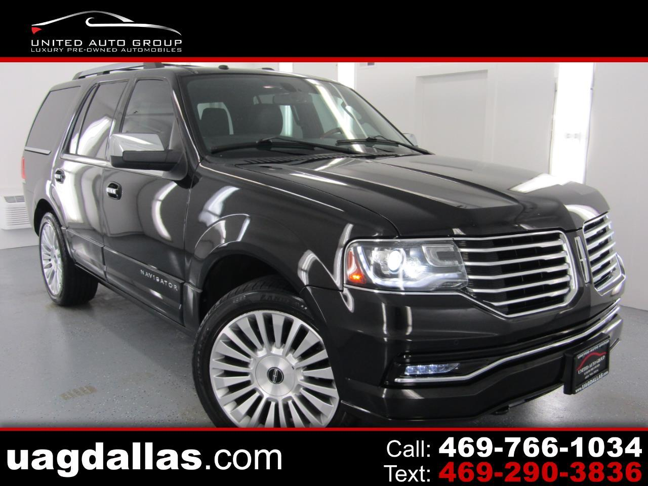 Lincoln Navigator 2WD 4dr 2015