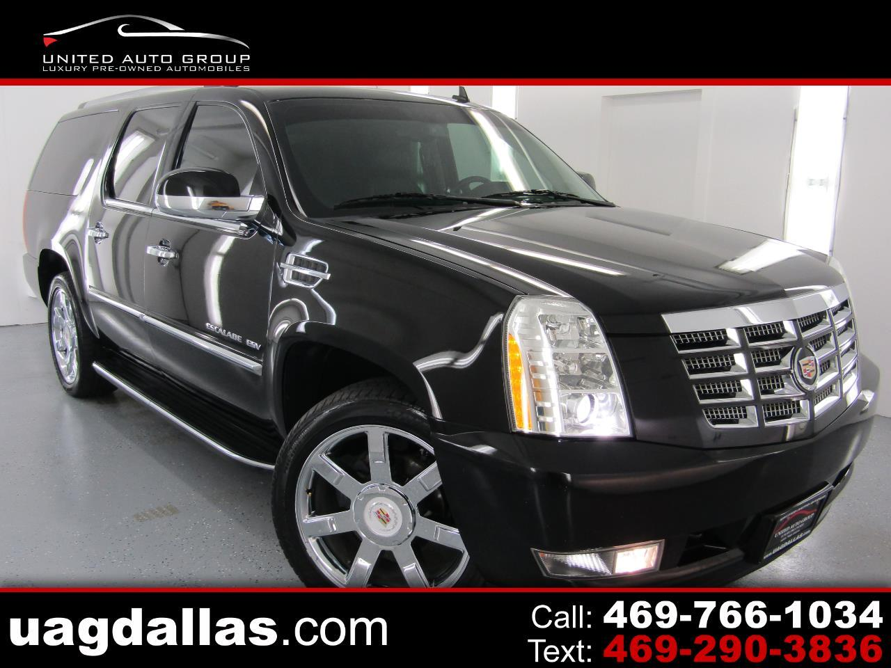 Cadillac Escalade ESV AWD 4dr Luxury 2014