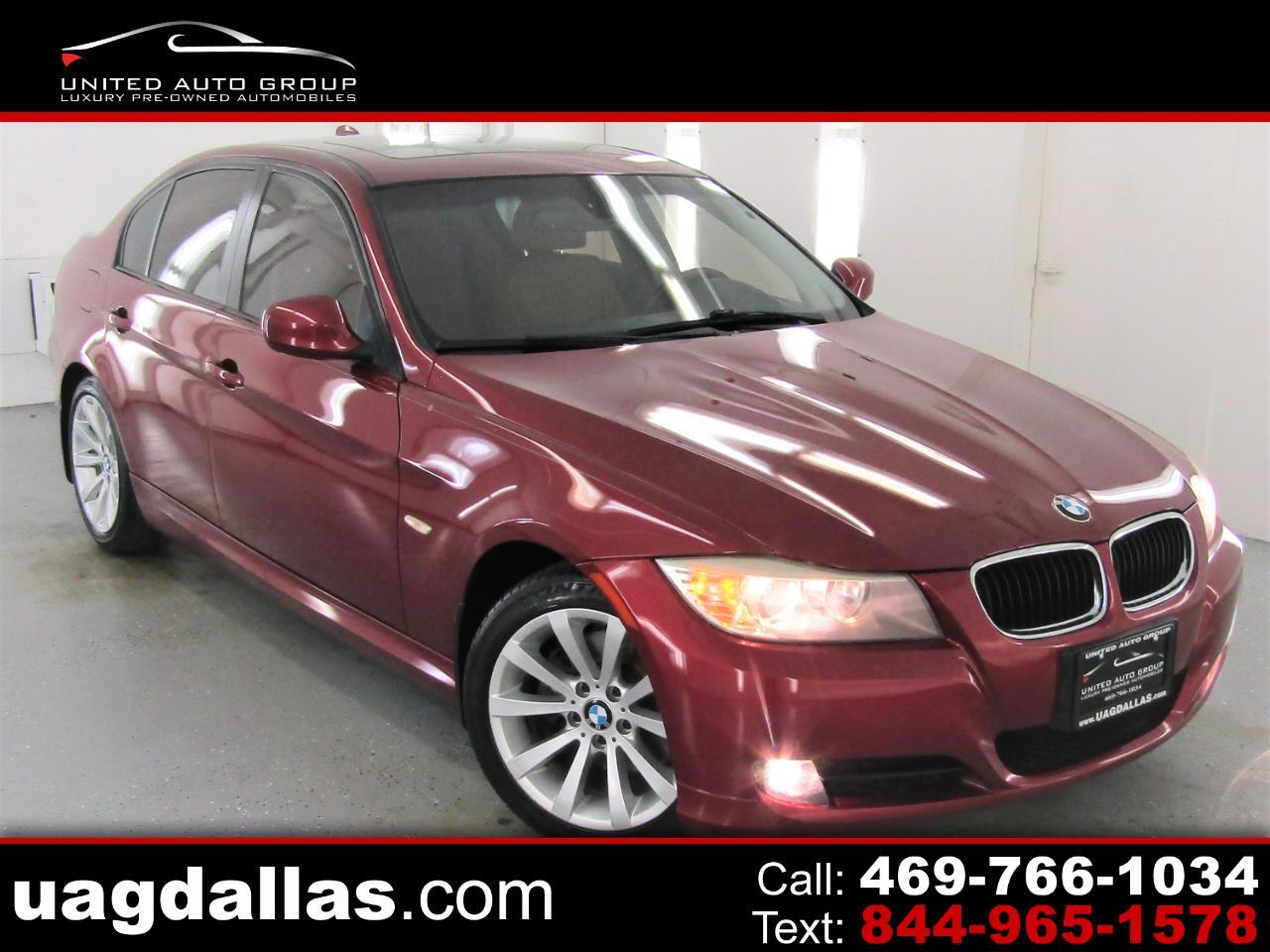 BMW 3 Series 4dr Sdn 328i RWD South Africa 2011