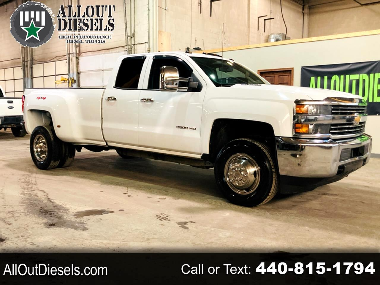 "Chevrolet Silverado 3500HD 4WD Double Cab 158.1"" Work Truck 2015"
